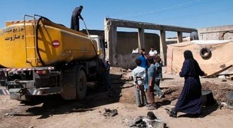 millón personas Siria, riesgo interrupciones estación agua Aluk