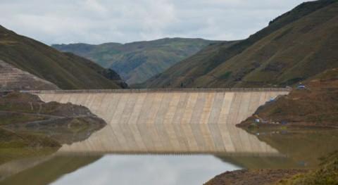 represa Misicuni almacena 35 millones m3 agua Cochabamba