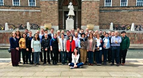 Comité proyecto RESCCUE presenta avances proyecto Bristol