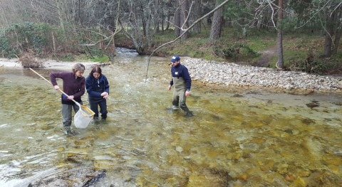 Gobierno destaca importancia Reservas Naturales fluviales Día Mundial Agua