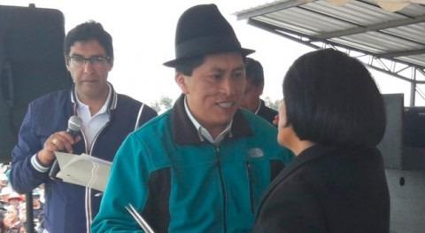 Ecuador entrega 87 resoluciones uso y aprovechamiento agua Pichincha