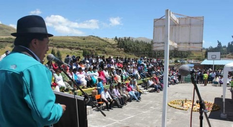 Ecuador fortalece gestión humanitaria agua