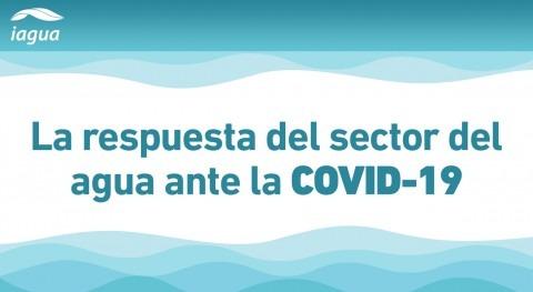 respuesta sector agua COVID-19