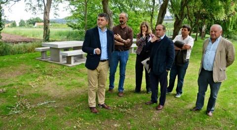 Gobierno gallego invierte 60.000 euros restauración área recreativa fluvial Seira