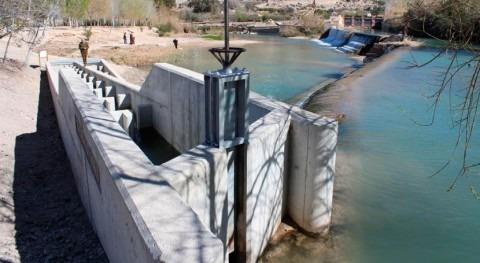 avances restauración río Segura, debate VI Congreso Ibérico Ictiología