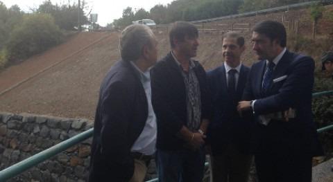 Finaliza reparación presa Corbera río Boeza