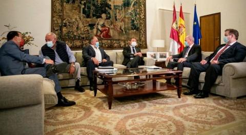 Castilla- Mancha pide tener cuenta cuencas altas planes hidrológicos