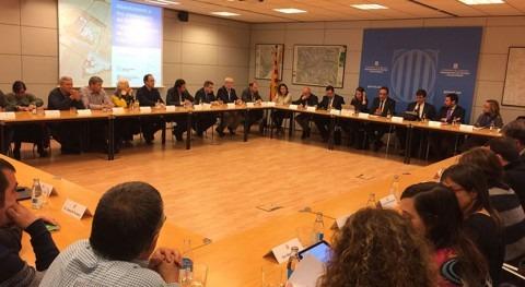 """Josep Rull: """" acuerdo traída agua Rialb es histórico"""""""