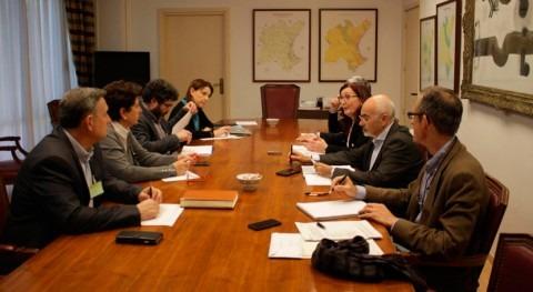 CHJ se reúne empresas y cámaras comercio Pacto Nacional Agua