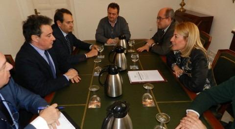 gestión agua Cáceres centra última reunión CHT