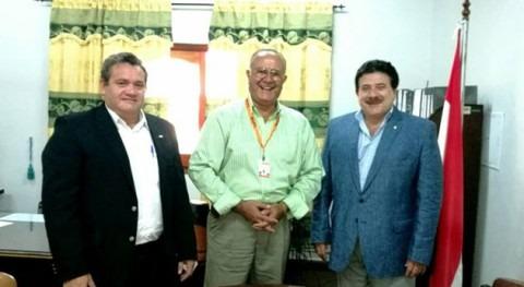 Paraguay y Argentina planifican trabajos conjuntos desembocadura río Pilcomayo