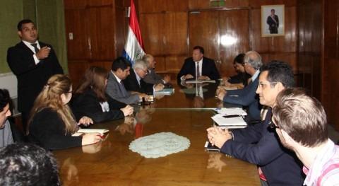 Paraguay busca acelerar evaluación oferta española alcantarillado tres ciudades