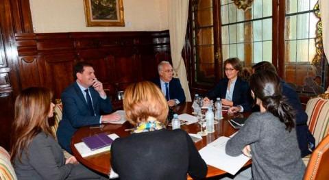MAPAMA reanudará obras presa Enciso próxima primavera
