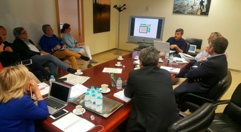 fase pruebas Red datos Mar Menor comenzará funcionar mayo