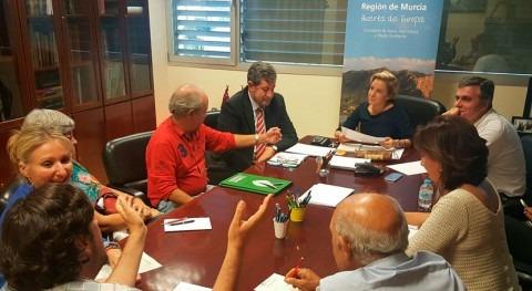 Comité Mar Menor estudiará hidrogeología laguna