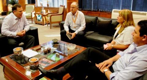 Avanza proyecto alcantarillado tres ciudades Paraguay