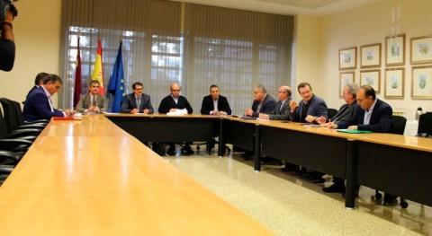 Murcia insta fuerzas políticas alcanzar acuerdo materia agua