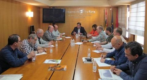 Rioja impulsa medidas hacer frente sequías y heladas sectores agrícola y ganadero