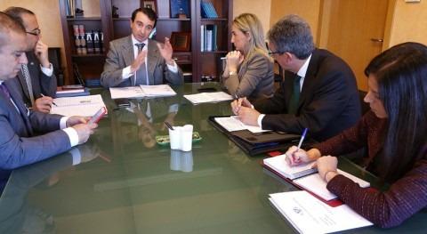 problemas hídricos Toledo centran última reunión Confederación Tajo