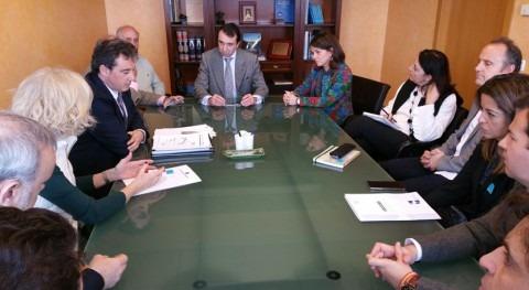 mejora seguridad presa Gasco, motivo última reunión CHT
