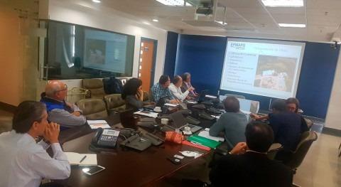AFD y Agua Quito avanzan construcción proyecto Chalpi Grande-Papallacta