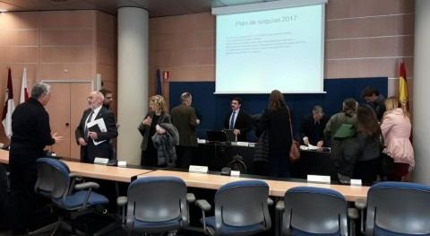 CHE se reúne Ayuntamientos y sistemas abastecimientos cuenca