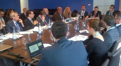 Primera reunión comité organizador iWater Barcelona amplio respaldo sectorial