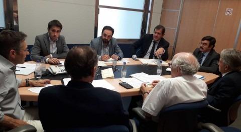 Rioja y CHE se reúnen analizar temas interés Comunidad Autónoma