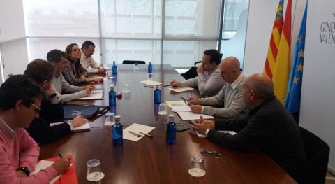Gobierno valenciano y Entidad Metropolitana Servicios Hidráulicos acercan posturas