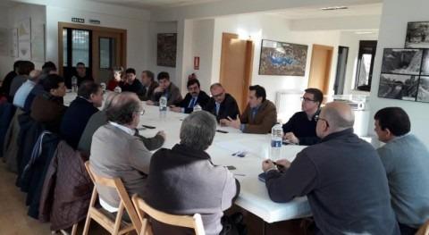trabajos ejecución cuerpo presa Yesa (NavarraZaragoza) alcanzan 94%