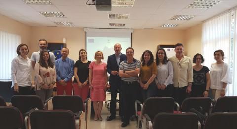  socios proyecto europeo LIFE STO3RE, liderado FACSA, muestran avances