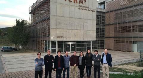  equipo GESTOR presenta últimos avances proyecto Girona