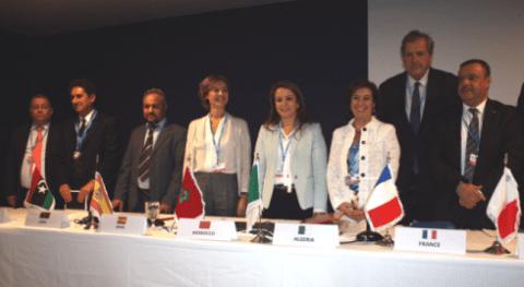Creando sinergias agenda agua y adaptación al cambio climático Mediterráneo