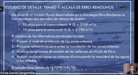 Nuevo taller abierto población Estrategia Ebro Resilience, dedicado al tramo 7