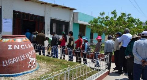 Proyecto Especial Tacna socializa proyecto Presa Yascaray Inclán