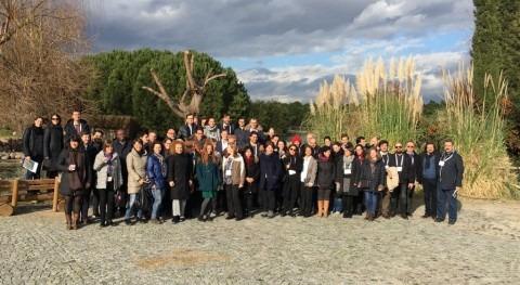 CENTA participa Izmir (Turquía) reunión Programa H2020: URBAN GreenUP