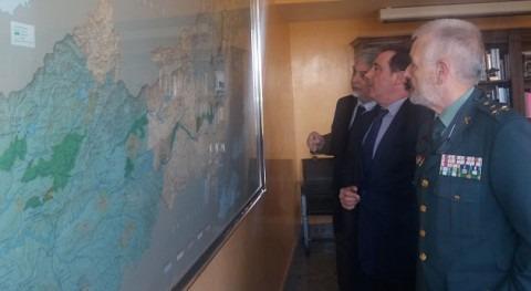 CHT se reúne SEPRONA mejorar vigilancia DPH y usos agua