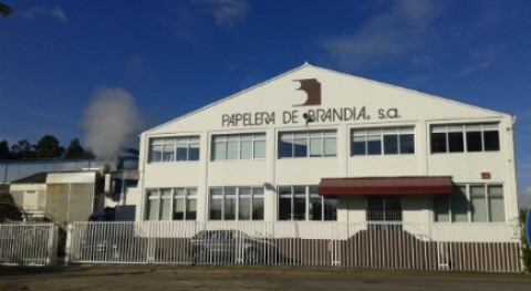 Aqualogy fomenta reutilización agua instalaciones Papelera Brandia