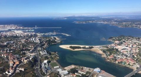 MITECO inicia licitación dragado ría O Burgo más 48,5 millones euros