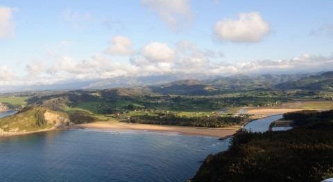 Asturias eliminará especies invasoras Reserva Natural Parcial Ría Villaviciosa