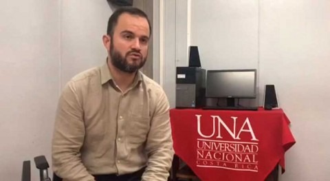 hidrólogo costarricense Ricardo Sánchez, reconocido premio internacional TWAS