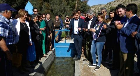 Gobierno Chile ayuda agricultores Atacama asegurar y mejorar riego