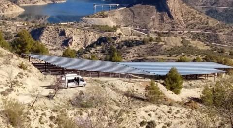 Granada cuenta sistema riego único mundo basado energía solar