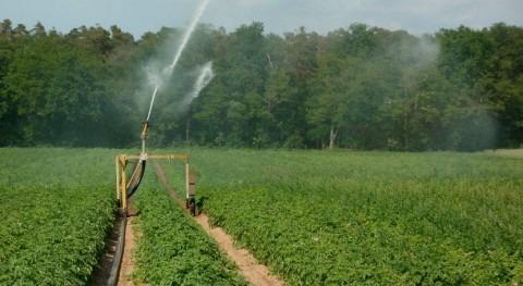 Impulso decisivo devolver agua regantes Condado Huelva