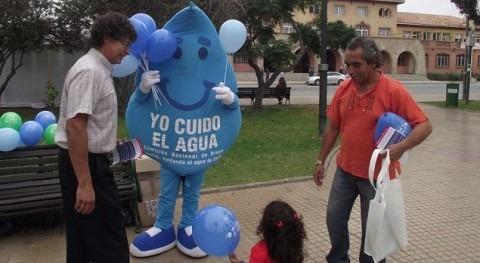Rigoteo conciencia chilenos uso responsable agua debido compleja situación hídrica Coquimbo