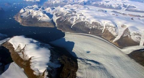 Descubierta nueva forma deshielo glaciar Groenlandia