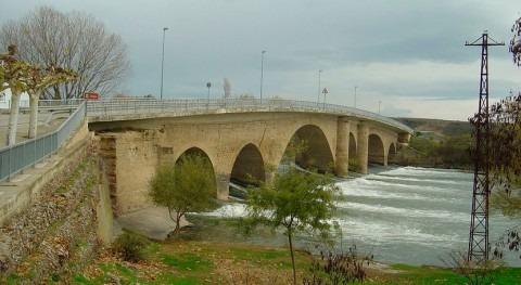 Desactivado nivel alerta riesgo inundaciones Pamplona