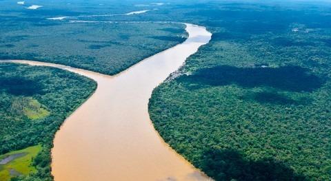 Trasvase agua río Atrato al canal Panamá