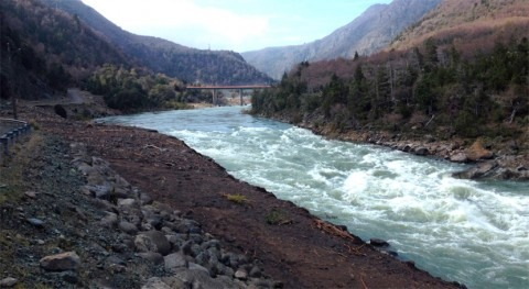 río Biobío contará sistema alerta temprana crecidas partir 2018