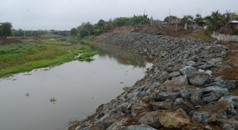Gobierno Ecuador ejecuta obras emergencia Río Carrizal